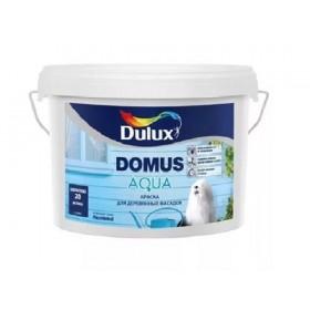 Domus Aqua Полуматовая краска для деревянных фасадов