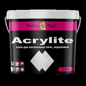Acrylite клей для потолочных плит (плинтусов,розеток)