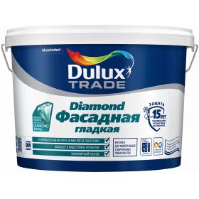 Dulux Profesional Diamond Фасадная гладкая (Trade)