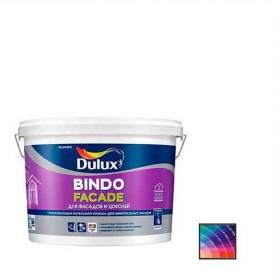 Краска Dulux Professional BINDO FACADE для фасадов и цоколей