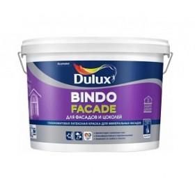Bindo Facade Глубокоматовая краска для минеральных фасадов и цоколей