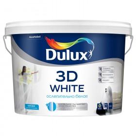 3D White бархатистая