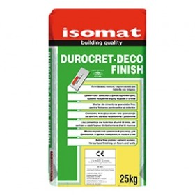 Микро-цементное покрытие DUROCRET-DECO FINISH