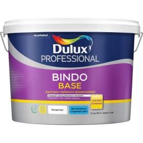 Bindo Base Грунтовка глубокого проникновения для наружных и внутренних работ