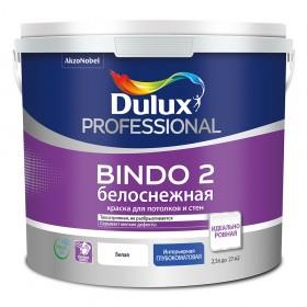 Bindo 2 Глубокоматовая краска для потолков
