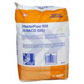 Быстротвердеющая бетонная смесь MasterFlow 928 (Emaco S55)